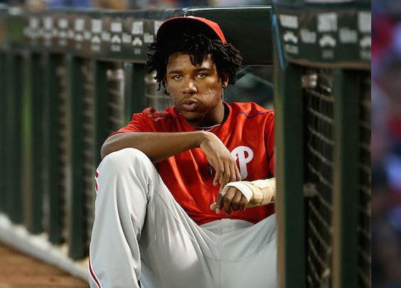Philadelphia Phillies Maikel Franco