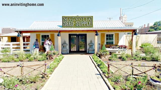 Joanna Gains seed store