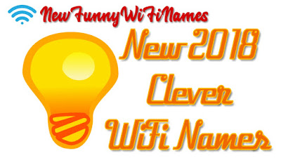 Clever Wi-Fi Names for Network