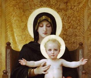 Madonna and Christ
