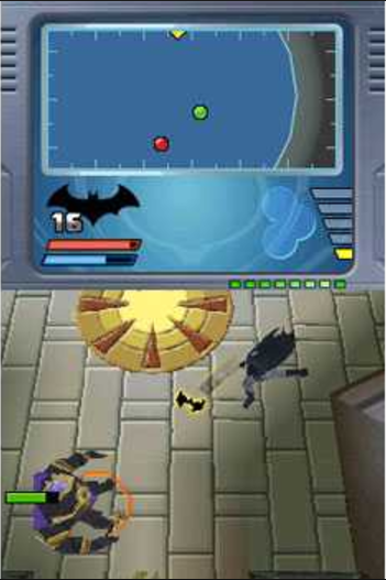 Justice League Heroes screenshot 2