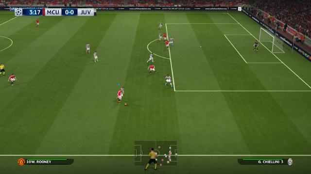 Download gratis Pro Evolution Soccer 2016 (PES 2016) Full Version Free terbaru