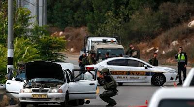 Brasileira é ferida pela IDF  em Gush junto com um palestino