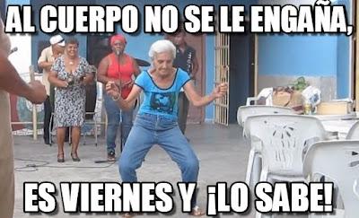 memes viernes