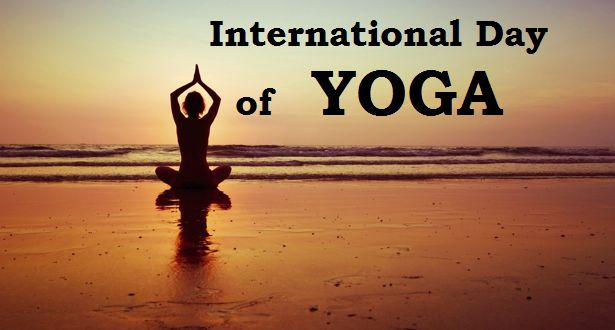 International Yoga Day Is Being Celebrated On June 21