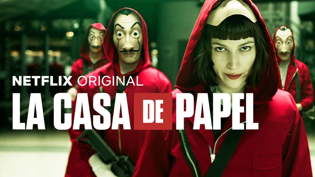 Watch Money Heist (La casa de papel) Full Drama Online | MWP