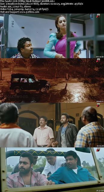 Savitri 2016 HDRip Hindi Dubbed