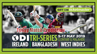ODI 2019 Match 3rd ODI Match Prediction Tips by Experts IRE vs BAN
