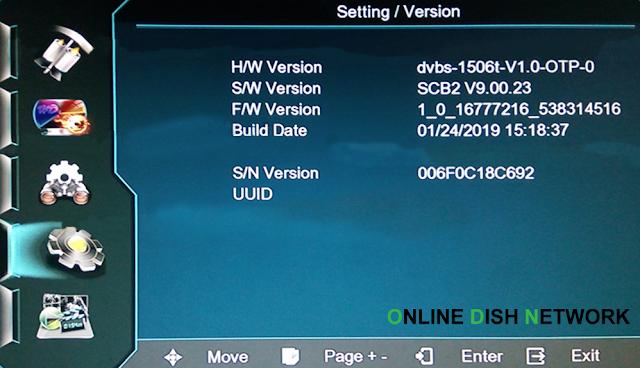 Star Track 5900 Super HD Receiver  PowerVu Key Software 2019