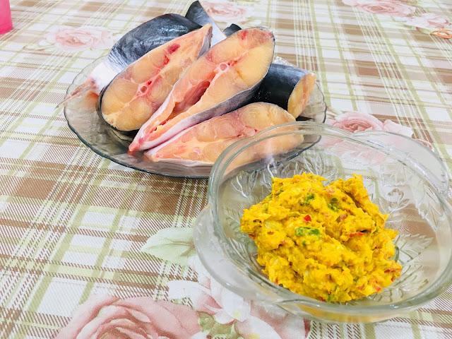 resepi cik matahariku ikan patin tempoyak asli