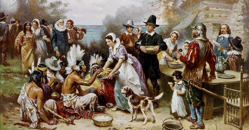 Die ersten europäischen Einwanderer