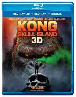 Kong Skull Island (2017) BRRip 480p 370MB Dual Audio ORG ( Hindi - English ) MKV