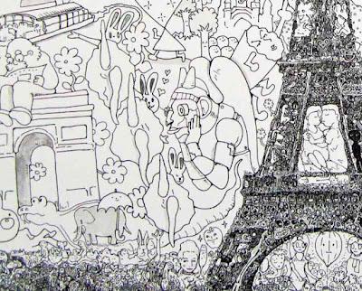 Garabatos o doodles