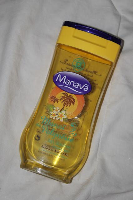 Gel Douche Hydratant - Monoï de Polynésie - Manava