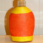 dish soap container