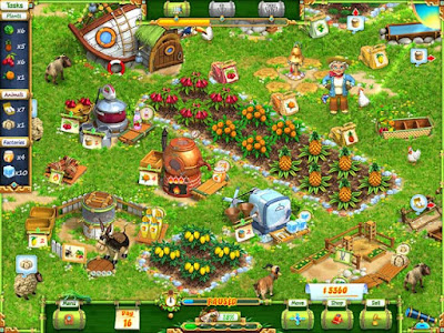 download game Exotic Farm