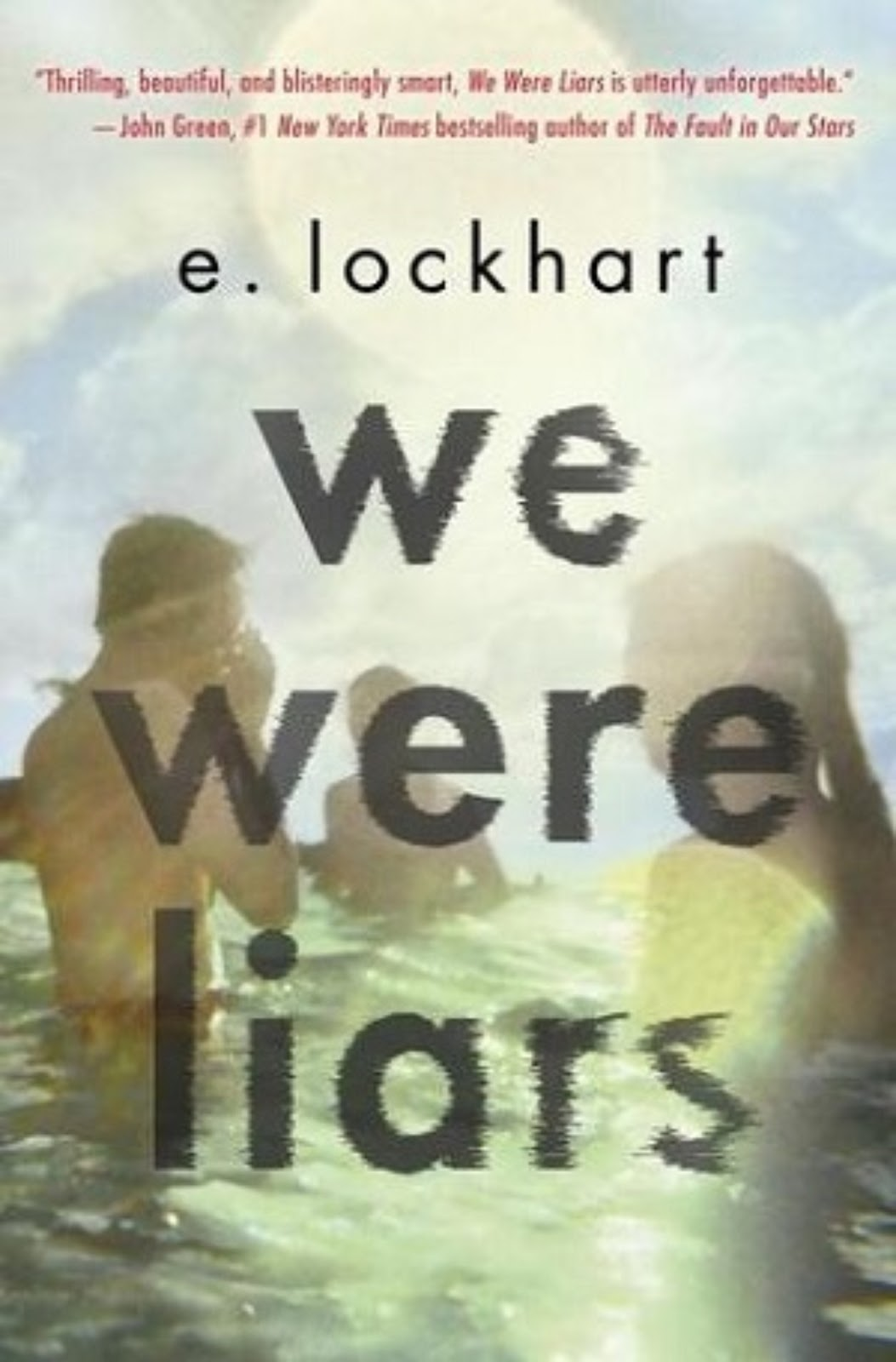 we were liars review, booktubeathon