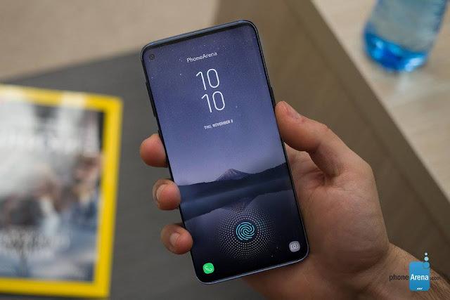 Galaxy S10+ sẽ có camera kép ở mặt trước