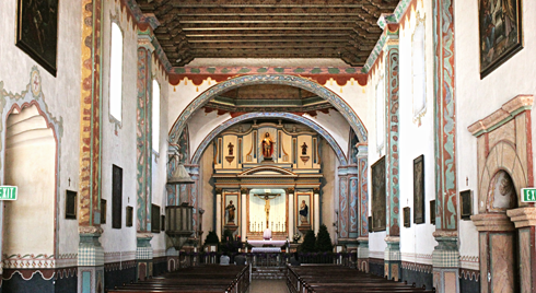 old mission san luis rey oceanside