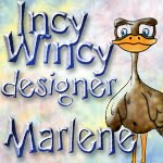 So proud to be on Incy Wincy Design Team