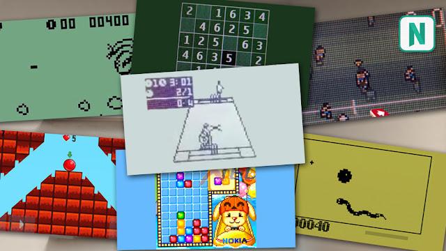 Game Jadul Nokia