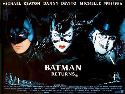 Batman Returns 1992 Full Movie Dual Audio Hindi Download