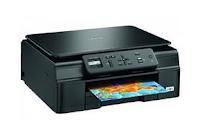 La impresora Brother DCP-J132W, completa y versátil, es muy fácil de usar y es adecuada para las empresas
