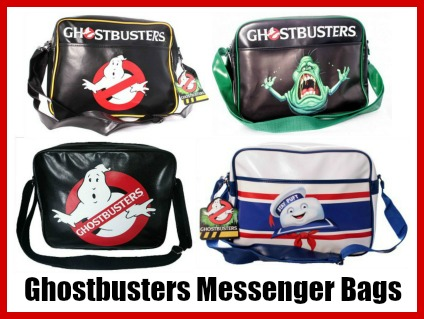 Ghostbusters Messenger Bags