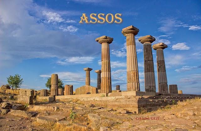 ASSOS ANTİK KENTİ