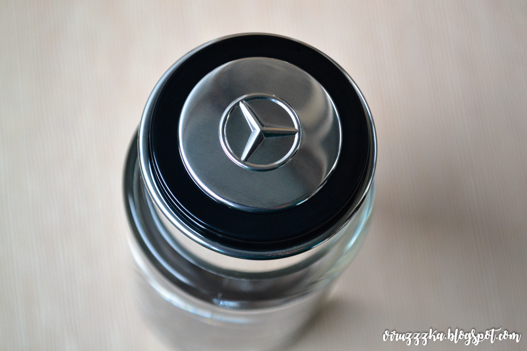 Mercedes Benz Mercedes-Benz For Men Eau de Toilette Review & Swatches