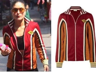 Taimur's mom Kareena, you go to the gym after wearing such a expensive jacket, you will be shocked by the price!