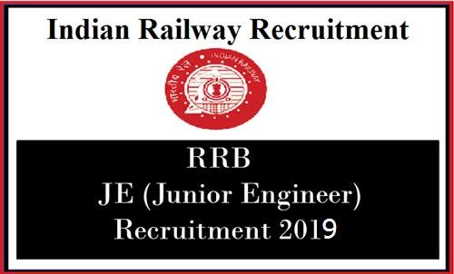 RRB-JE-Recruitment-2019