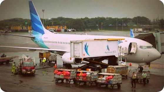Garuda Indonesia Buka Rute Penerbangan Ambon - Kaimana - Manokwari - Nabire
