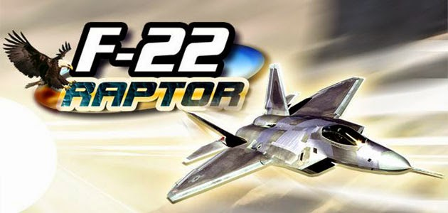 F22 Raptor Flying