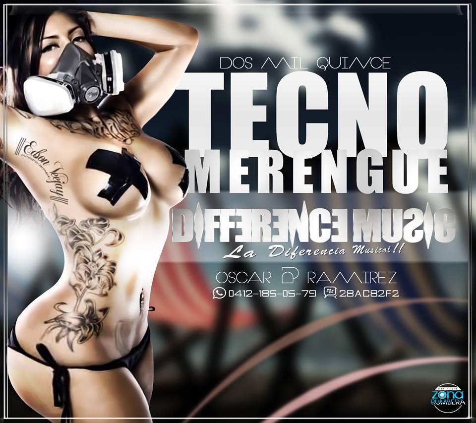TECNO MERENGUE DIFERENCEC MUSIC LA DIFERENCIA MUSICAL DJ