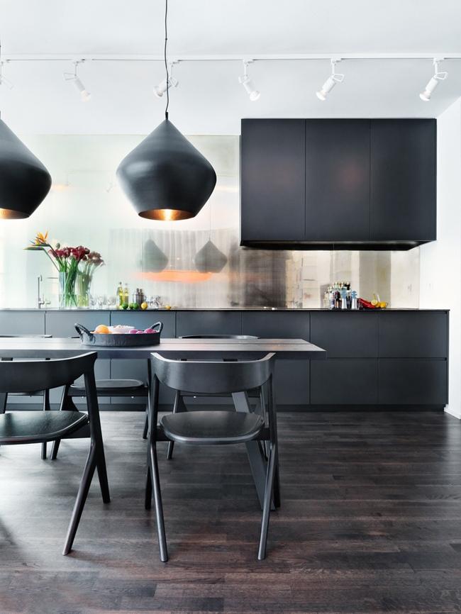 cocinas en blanco&negro | Decoración