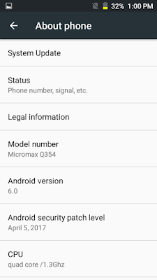 Image result for micromax q354 flash file