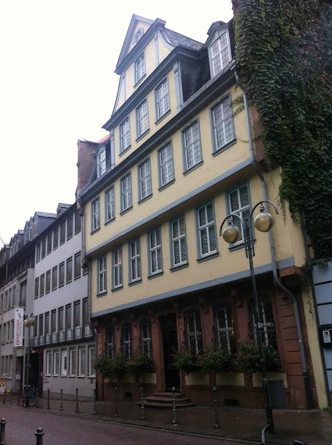 Goethehaus, Frankfurt