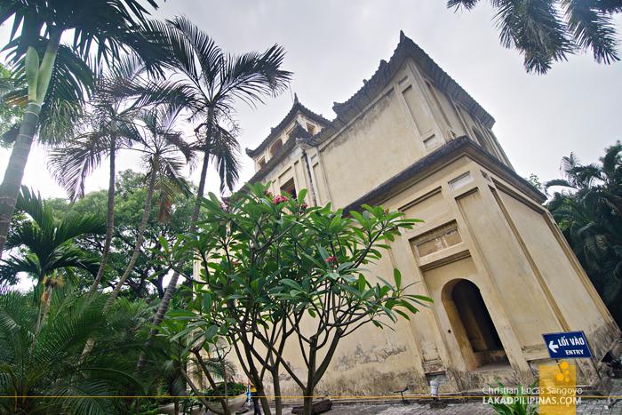 Hanoi Citadel UNESCO World Heritage Site