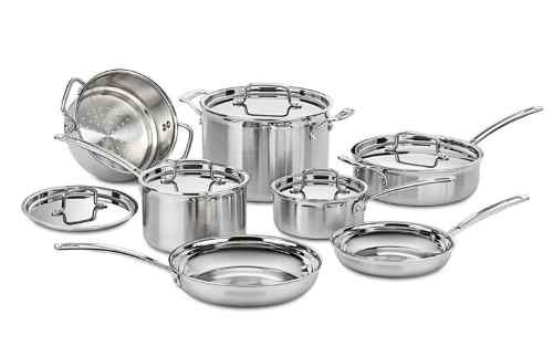 best stainless steel cookware set under $300