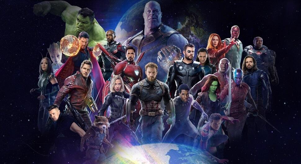 Avengers: Endgame filminin oyuncuları