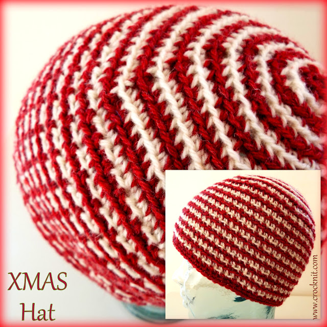free crochet patterns, crochet hats, beanies, christmas, xmas, how to crochet,