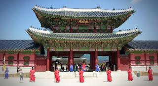 GYEONGBOK PALACE - Korea