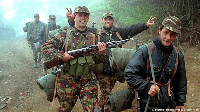 У Призрену 1999. немачки окупатор убио па оклеветао двојицу Срба (видео) 1
