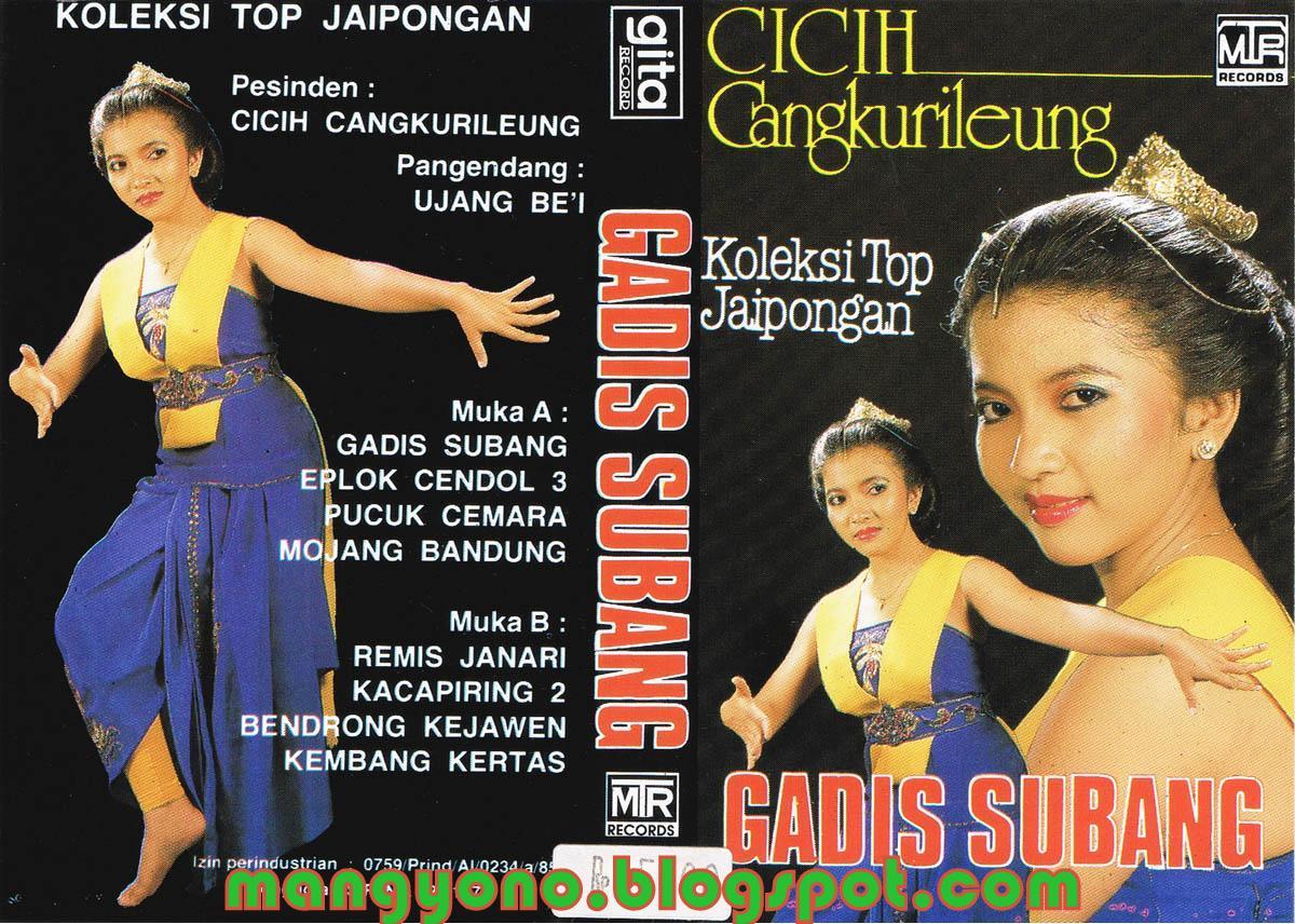 Cicih Cangkurileung Maestro Jaipong Dari Subang Blog Mang Yono