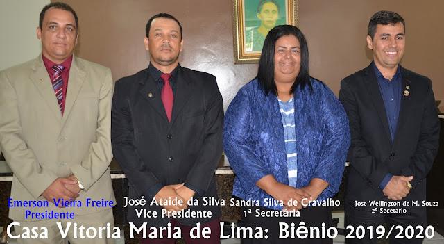 Em Ibimirim  no sistema  voto secreto,  por unanimidade , Mecio Viera  é eleito  presidente da câmara de vereadores  para o biênio 2019/2020