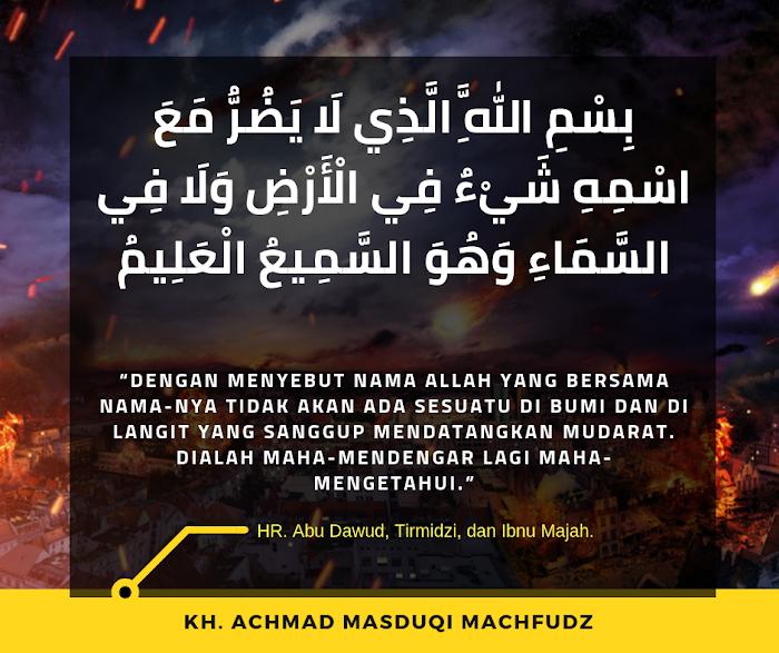 Doa Agar Selamat Dari Bala dan Bencana