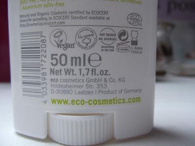 Eco Cosmetics Dezodorant