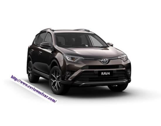 2017 Toyota Rav4 Redesign