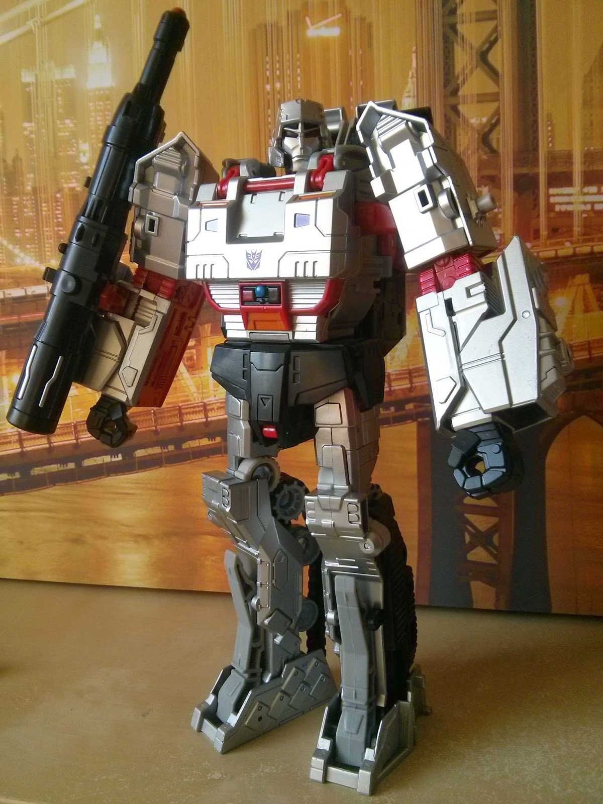 Transformers Generations Leader Megatron
